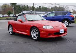 used 2004 mazda mx 5 miata for sale in augusta near waterville