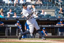 yankees aaron judge breaks mlb rookie record with 50th homer of