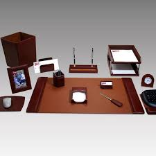 Desk Sets For Office 4 Must Executive Desk Accessories For Organizing Blogbeen