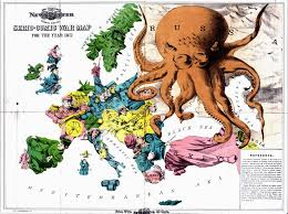 Europe Russia Map карта европы 1877 года Old Posters Historical Pinterest
