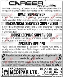 Housekeeping Supervisor Resume Sample by Hvac Supervisor Housekeeping Supervisor Job Opportunity 2017 Jobs