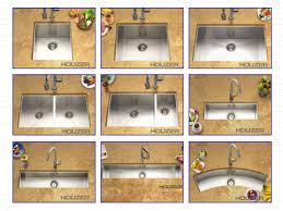 Awesome Kitchen Sinks by Kitchen Sinks Sizes Kitchen Interesting Kitchen Sink Displays
