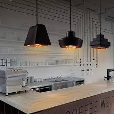 Black Kitchen Pendant Lights Black Glass Ball Pendant Light Vintage Rope Pendant Light Lamp