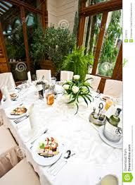 wedding table settings royalty free stock images image 9798279