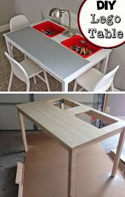 Best 25 Picnic Table Plans Ideas On Pinterest Outdoor Table by Best 25 Diy Lego Table Ideas On Pinterest Lego Table Lego Play