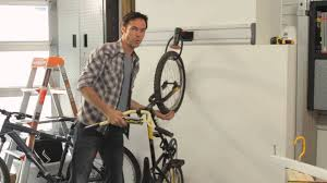 how to make a bike rack for a garage home storage u0026 organizing