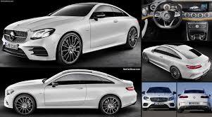 mercedes e class coupe mercedes e class coupe 2017 pictures information specs