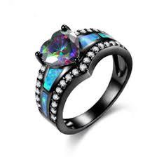 black opal engagement rings black opal engagement rings online black opal engagement rings