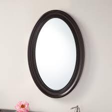 bathroom oil rubbed bronze oval medicine cabinet for bathroom
