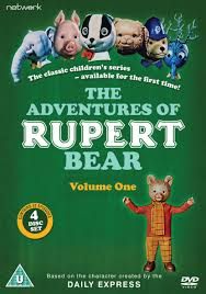 adventures rupert bear volume 1 network air