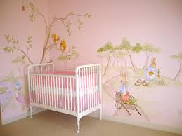 handpainted murals in houston mural artist in houston muralist peter rabbit nursery jpg