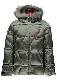 spyder ski jackets on sale spyder tresh ski jacket white