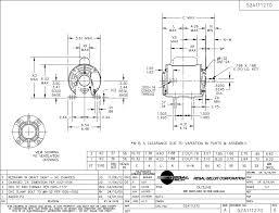 b317 marathon 1 2 hp general purpose motor 115 208 230 vac