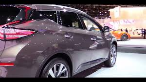 purple nissan rogue 2017 nissan murano platinum exterior and interior walkaround 2017