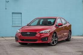 hatchback subaru 2017 mileti industries 2017 subaru impreza sedan and hatchback first