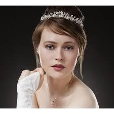 Hochsteckfrisurenen Hochzeit Mit Diadem Und Schleier by Teki 25 Den Fazla En Iyi Diadem Hochzeit Fikri