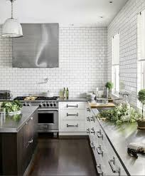 kitchen without cabinets kitchen trend no cabinets emily a clark