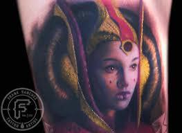 starwars by francisco sanchez tattoos