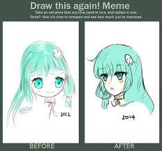 Idk Meme - meme sketching improvement lol idk by lliri on deviantart