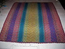 American Made Braided Rugs Vintage Braided Rug Ebay