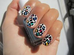 how to do a nail design cute nails