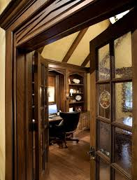 Bookcases With Glass Built In Bookcases With Glass Doors Home Office Traditional With