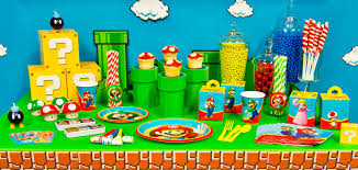 mario party supplies mario birthday party party ideas mario