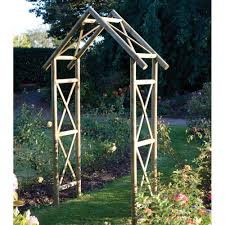 outstanding wooden arch for garden 17 on minimalist with wooden