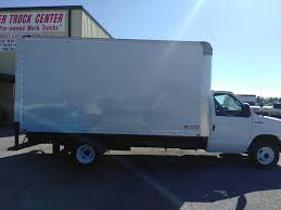 Ford Box Van Truck For Sale 1348