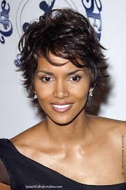 holly berry hairstyles in 1980 pixie haircut gallery best celebrity pixie haircuts ever hubpages