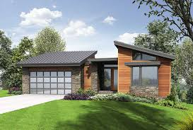modern chic 69406am architectural designs house plans