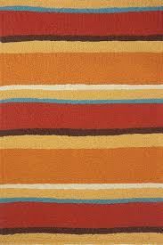 jelly bean indoor outdoor rugs amazon com jellybean rug sunset stripe patio collection