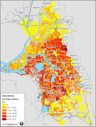 Illinois Mine Subsidence Map by Present Day Oxidative Subsidence Of Organic Soils And Mitigation