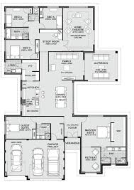 large family floor plans best 25 large floor plans ideas on house blueprints