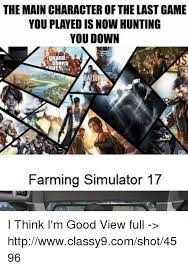 Meme Simulator - the maincharacterof the last game you played is now hunting you down