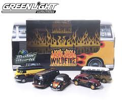 Wildfire 3 Wheel Car Review by Amazon Com Greenlight Motor World 5 Packs Volkswagen Wildfire
