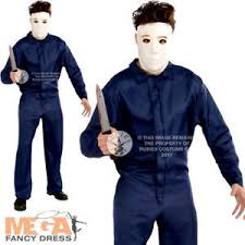 michael myers costume michael myers mens licensed fancy dress murderer