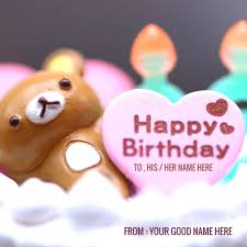 happy birthday wishes images with name clipartsgram com