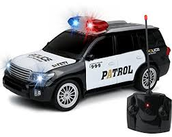 remote control police car with lights and siren best 23 rc remote control cars