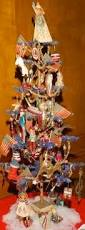 47 best patriotic christmas tree ornaments images on pinterest