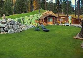 real hobbit house the shire of montana real hobbit house in mt