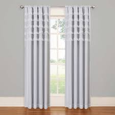 White Bedroom Blackout Curtains Ideas Choose Wonderful Eclipse Blackout Curtains As Your Best