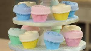 video bib cupcake baby shower favor martha stewart