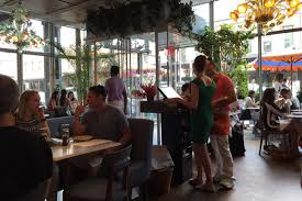 top restaurants for outdoor dining in nyc including gardens