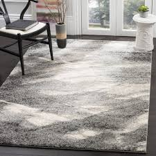 coffee tables brown faux fur rug large faux fur rug grey area