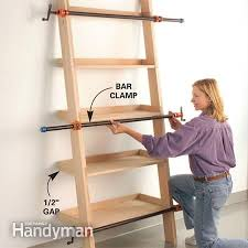 Wood Shelf Plans by Best 25 Bookshelf Plans Ideas On Pinterest Bookcase Plans