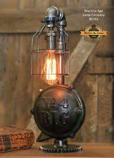 steampunk lamp ebay