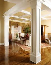 Interior Home Columns by Dining Room Columns 17 Best Ideas About Interior Columns On