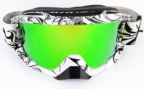 motocross goggle goggle shop chrome mirror lens to fit fox airspec motocross mx
