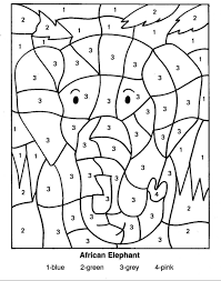 number coloring pages 1 100 youtuf com
